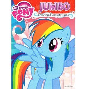 Readerlink Books My Little Pony Jumbo C&A